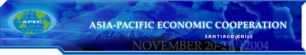 Asia-Pacific Economic Cooperation 2004