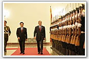 President's Visit to Beijing, China