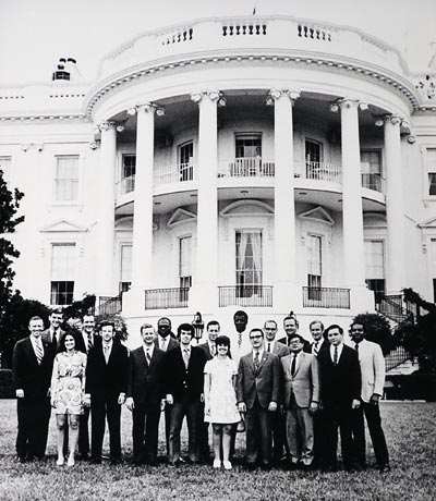 White House Fellows: 1969-70