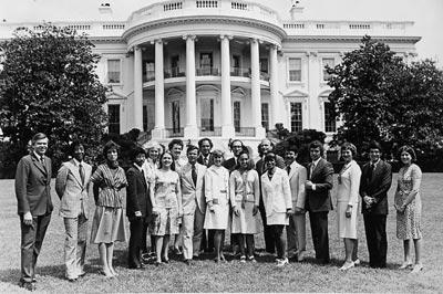 White House Fellows Classes 1965 2004