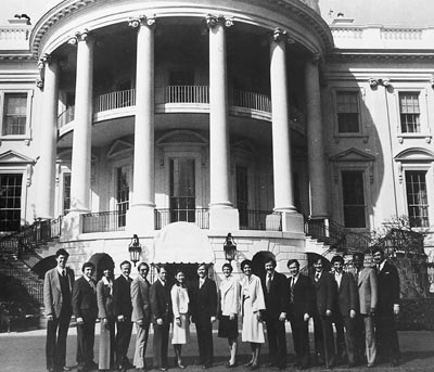 White House Fellows: 1977-78