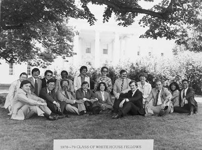 White house fellows essays