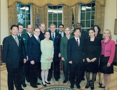 White House Fellows: 2003-04