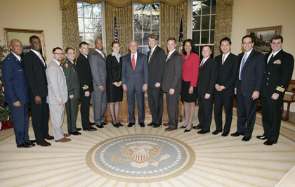 White House Fellows: 2006-07