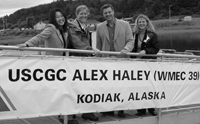 Fellows in Kodiak, Alaska