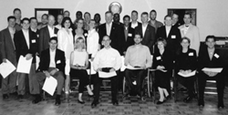 2002-2003 White House Fellows national finalists at selection weekend