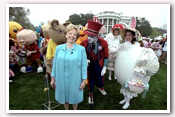 Link to White House Easter Egg Roll 2003 Photo Essays