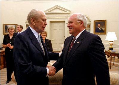 President Gerald R Ford