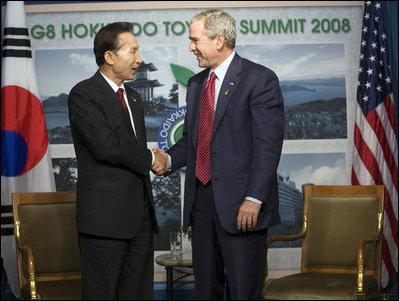 Judicial Nominations Part 2 >> President's Trip to Hokkaido Toyako Japan