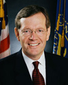 Photo of Michael O. Leavitt, Secretary of Health and Human Services