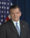Secretary of the Department of Homeland Security, Tom Ridge