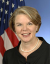 Photo of Margaret Spellings, Secretary of Education