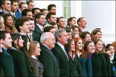 white house internship essays