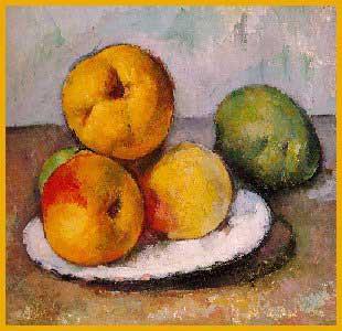 -Still Life- by Paul Cezanne