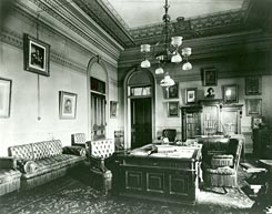 The Secretary of State's office, ca. 1890.