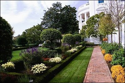 Fall At The White House