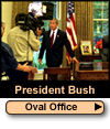 President Bush's Oval Office Tour