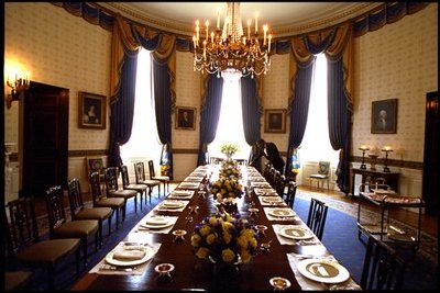 how many bedrooms are in the white house blue room historical photo essay 21242