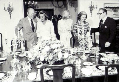 Vice President S Residence Historical Photo Essay