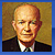 Portrait of Dwight Eisenhower