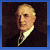 Portrait of Warren Harding