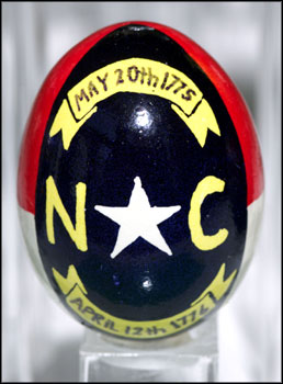 North Carolina Egg