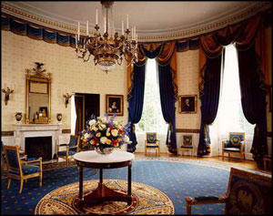 Picture Of Blue Room