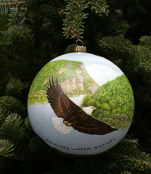 DE Tree Ornament