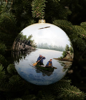 MN Tree Ornament