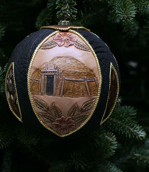 ND Tree Ornament