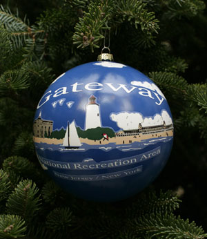 NJ Tree Ornament