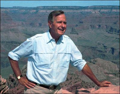 George H W. Bush Library
