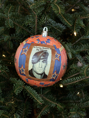 Arizona Congressman John Shadegg selected artist Nikki Zaferatos to decorate the 3rd District's ornament for the 2008 White House Christmas Tree.