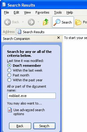 Step 5: Using Search
