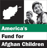 America's Fund for Afghan Children. Photo by the Washington Post.