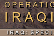 Operation Iraqi Freedom: Special Report