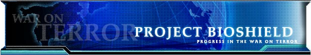 Banner - Project Bioshield