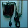 Photo of blood pressure equipment