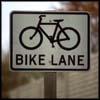 Photo of Bike Crossing Sign
