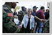 Hurricane Katrina: Mrs. Cheney's Visit