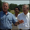 President Bush, Secretary Rumsfeld Discuss Progress in Iraq