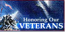 Honoring Our Veterans Banner