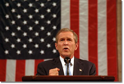 president bushs war on terrorism The war on terrorism will be long and difficult, but the president has the authority to prosecute this just war and the responsibility to do so, using whatever means are at his disposal.