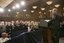 President George W. Bush addresses Associated Builders and Contractors, ABC, in Washington, D.C., Wednesday, June 8, 2005. White House photo by Paul Morse