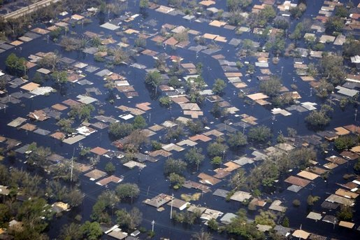 hurricane katrina, Natural Disasters that have hit the world in past years | Voxytalksy
