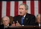 President George W. Bush delivers his State of the Union Address at the Capitol, Tuesday, Jan. 31, 2006. White House photo by Eric Draper