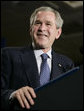 President George W. Bush addresses his remarks to an audience at Freedom House, Wednesday, March 29, 2006 in Washington. where President Bush discussed Democracy in Iraq and thanked the Freedom House organization for their work to expand freedom around the world. White House photo by Eric Draper