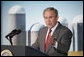 President George W. Bush addresses the Renewable Fuels Association Tuesday, April 25, 2006, at the Marriott Wardman Park Hotel in Washington, D.C. White House photo by Paul Morse