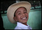 A young student from the Carlos Emilio Leonardo School in Santa Cruz Balanya, Guatemala, smiles Monday, March 12, 2007, as he waits for the arrival of President George W. Bush and Mrs. Laura Bush. White House photo by Paul Morse