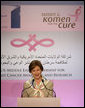 "Mrs. Laura Bush speaks during the launch of the program, ""Making it Our Business: Breast Cancer Awareness,"" at the Dubai Chamber of Commerce and Industry Monday, Oct. 22, 2007, in Dubai, United Arab Emirates. White House photo by Shealah Craighead"